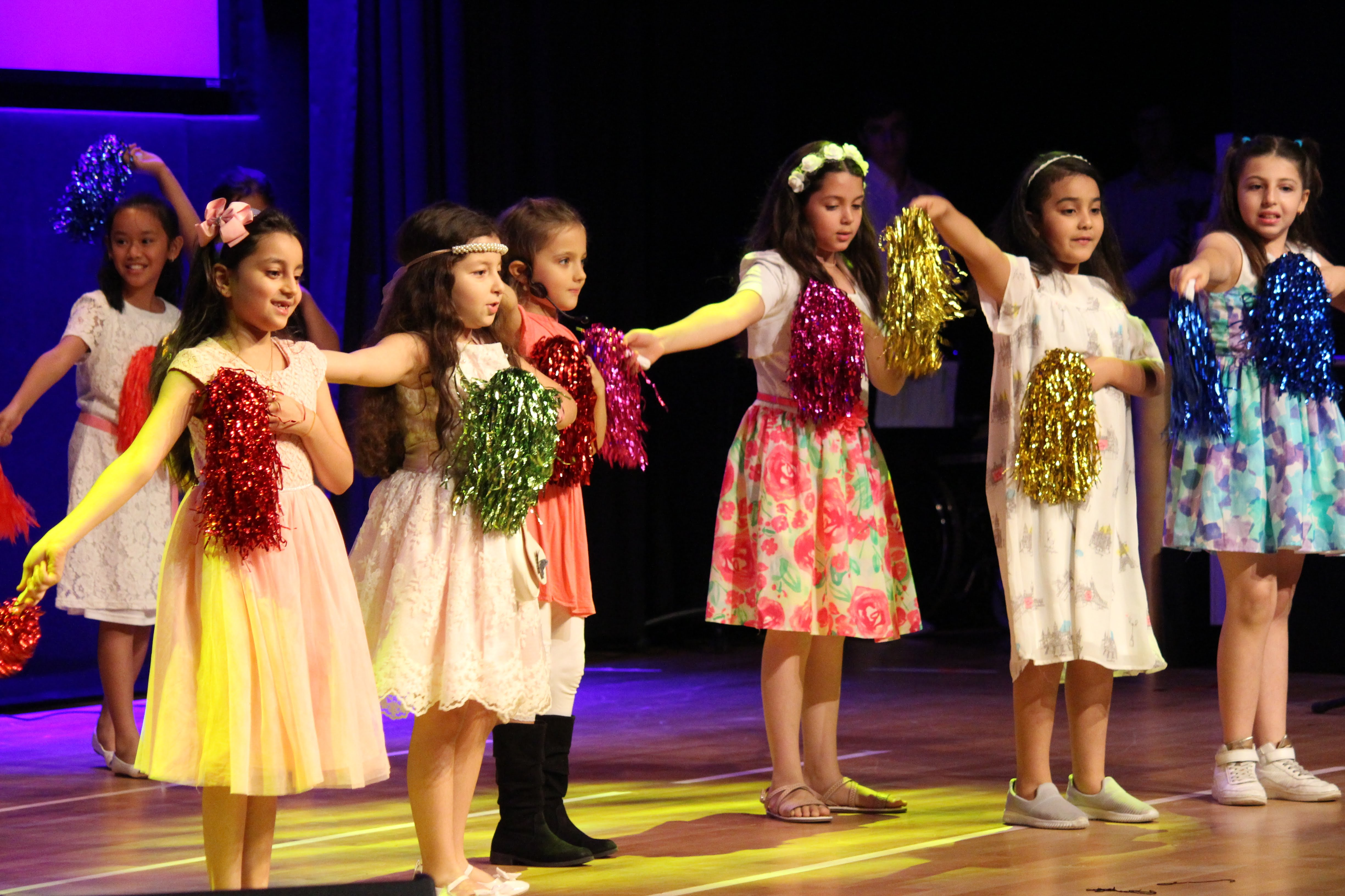 click to view the Spring Concert photo gallery